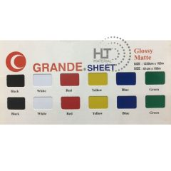 GRANDE SHEET STICKER INDOOR 1
