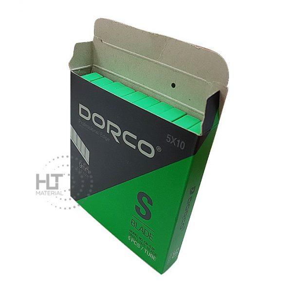 DORCO CUTTER BLADE BOX