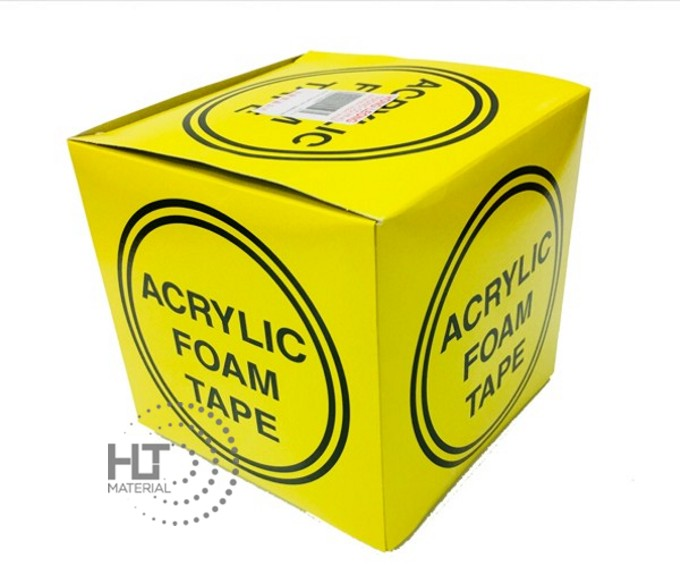 ACRYLIC FOAM TAPE BOX 1
