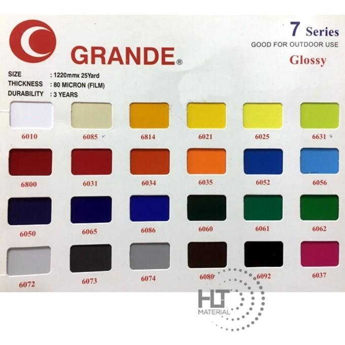 GRANDE SHEET 7 1