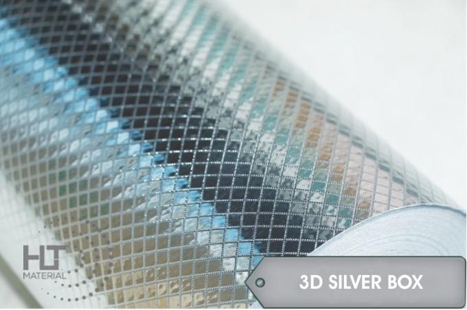 STICKER 3D SR BOX