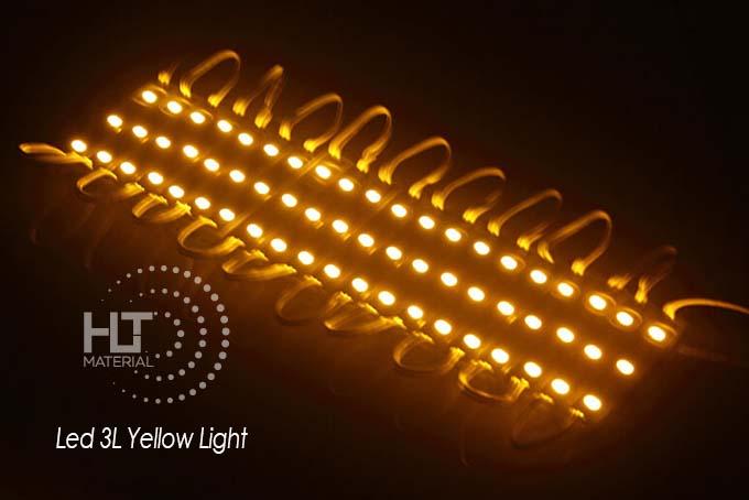LED 3L YELLOW