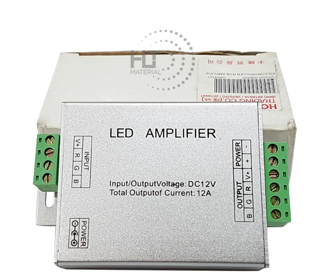 LED CONTROLLER RGB AMPLIFIER 144W
