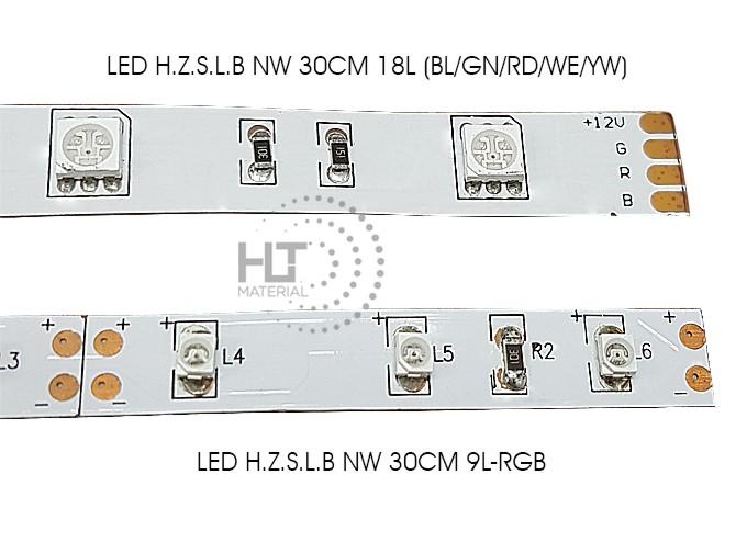 LED H.Z. S.L.B. NW 30CM