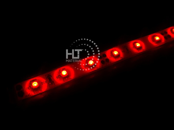 LED H.Z. S.L.B. WP 50CM 30L-RD