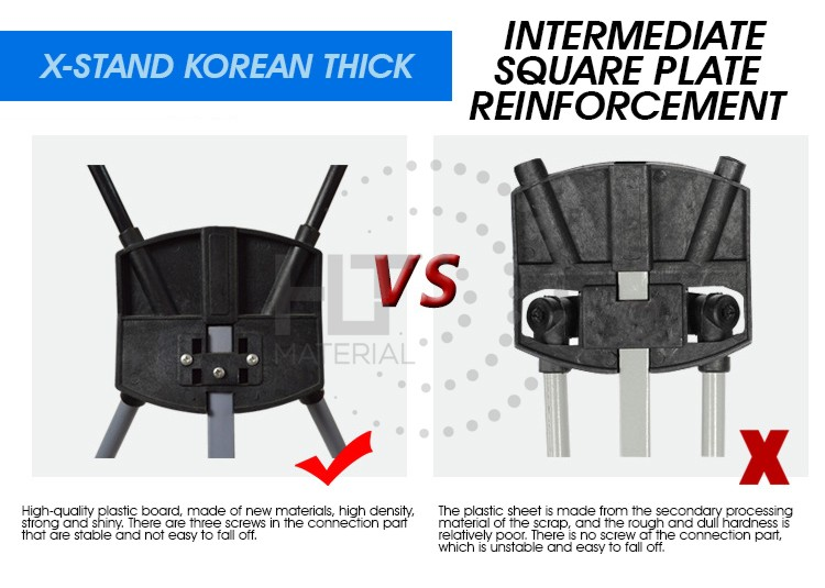 X STAND KOREAN THICK 10