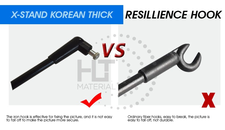 X STAND KOREAN THICK 11