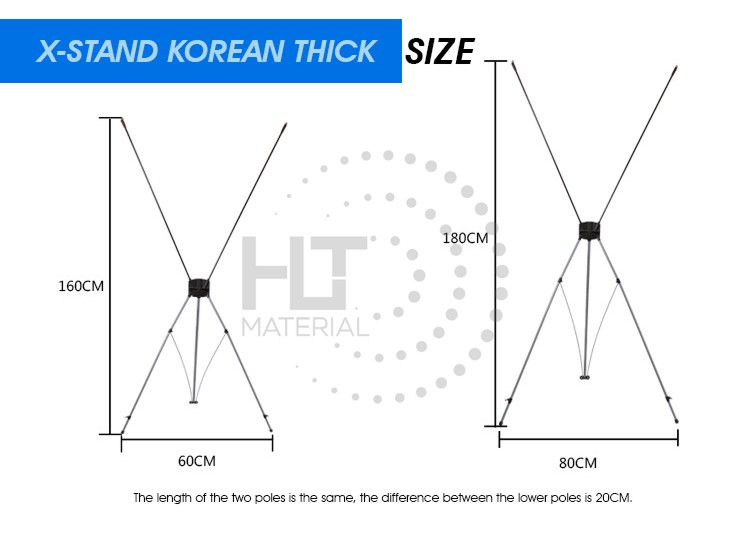 X STAND KOREAN THICK 3