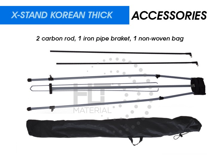 XSTAND KOREAN THICK 5