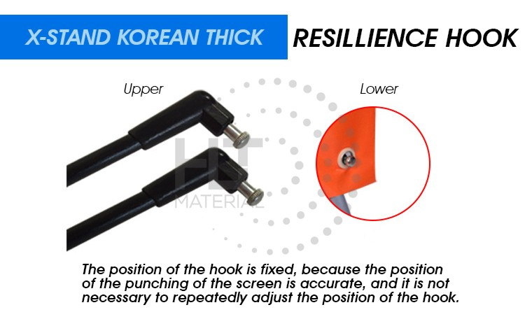 X STAND KOREAN THICK 6