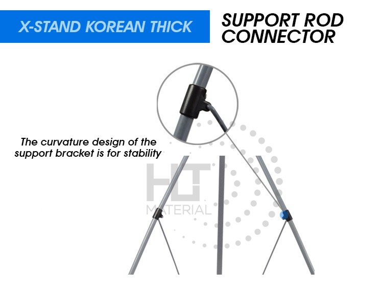 X STAND KOREAN THICK 8
