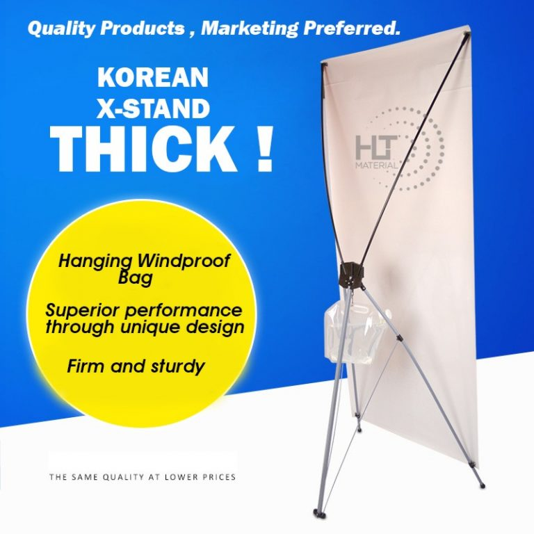 X STAND KOREAN THICK Main