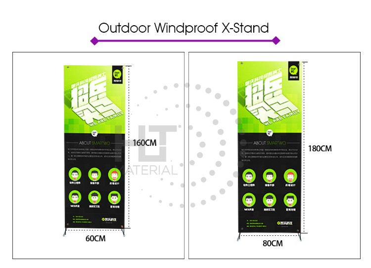 X STAND OUTDOOR 2