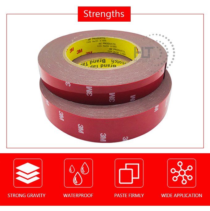 3M 4229P ACRYLIC DS FOAM TAPE 3