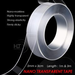 NANO TRANSPARENT TAPE