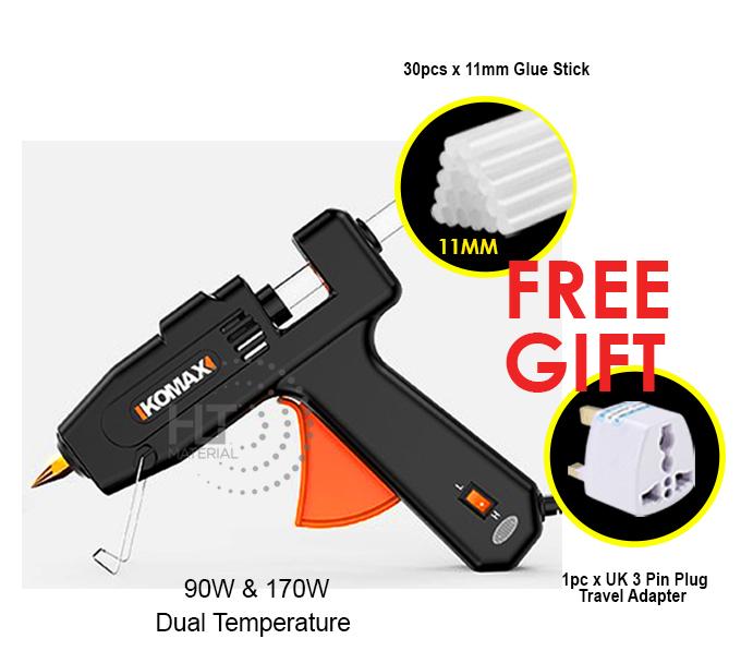GLUE GUN KM L 90 & 170W
