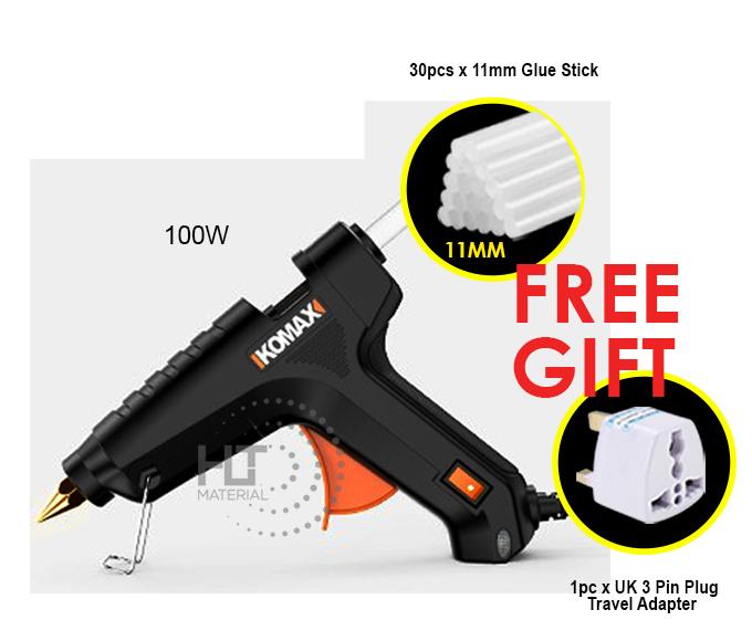 GLUE GUN KM M 100W